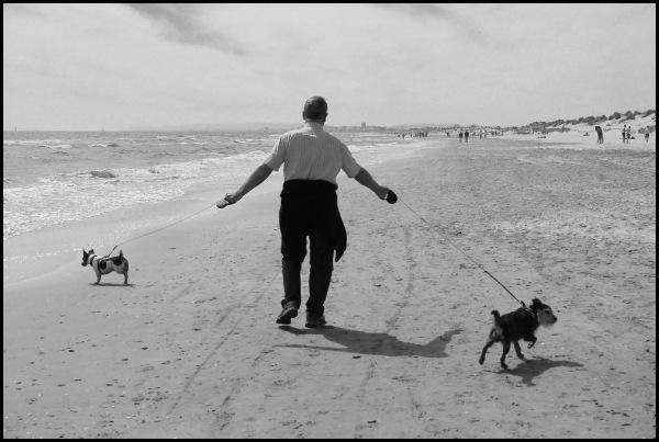 Promenade à la plage - 1