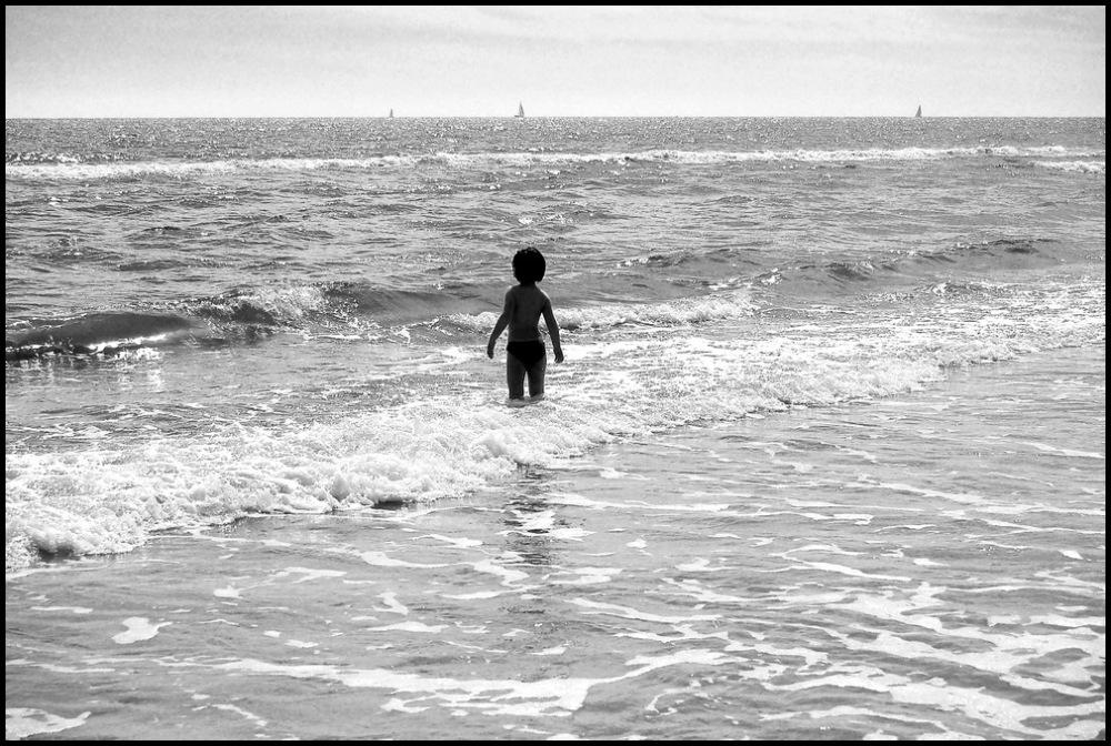 Promenade à la plage - 2