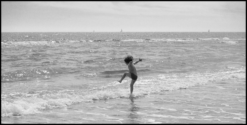 Promenade à la plage - 3