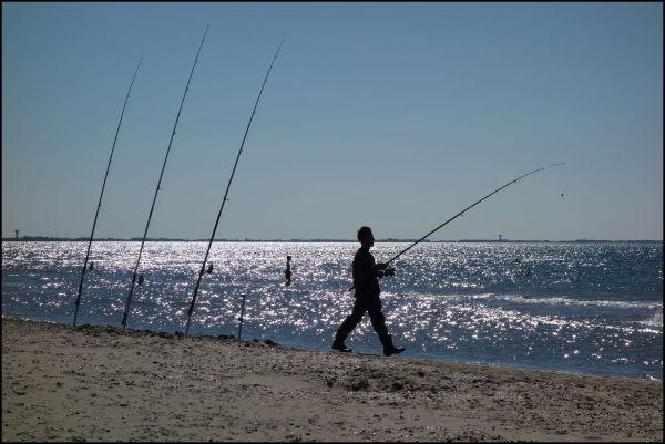 Le pêcheur de baigneurs (not my photo !)