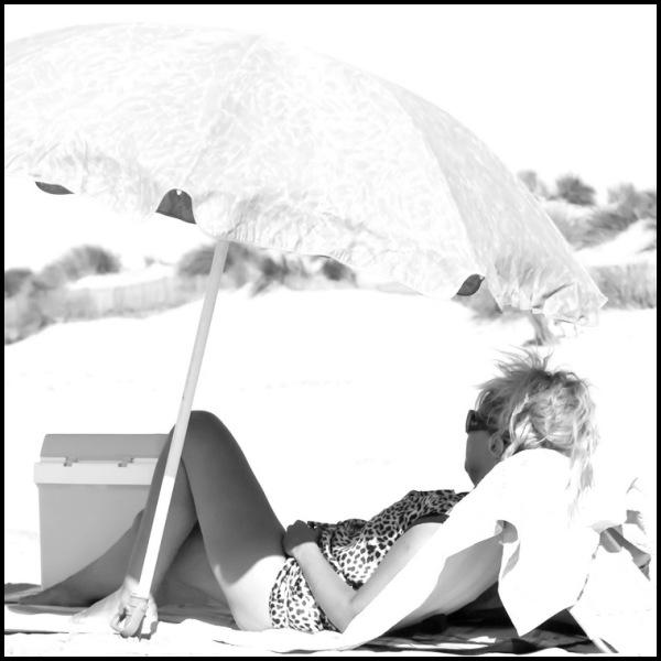 Sous le parasol #2