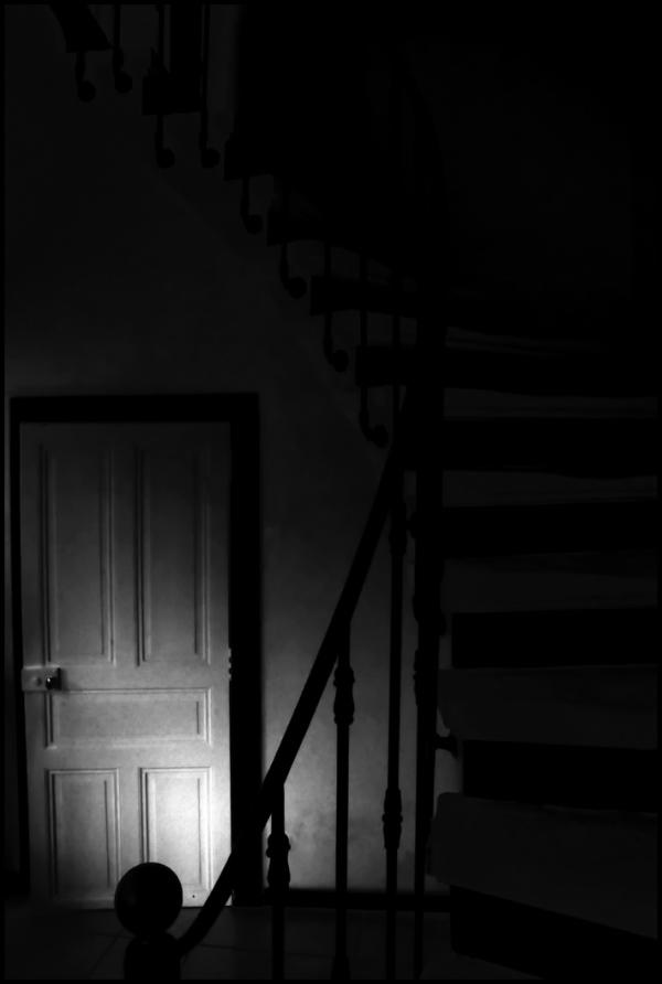 Lumière dans un mauvais rêve