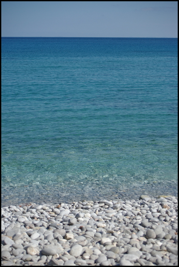 plage beach plaka crète no-edit sans-retouche