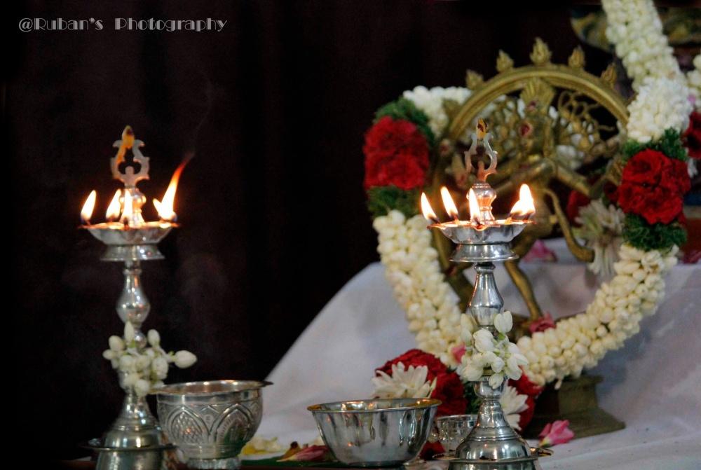Indian prayer...