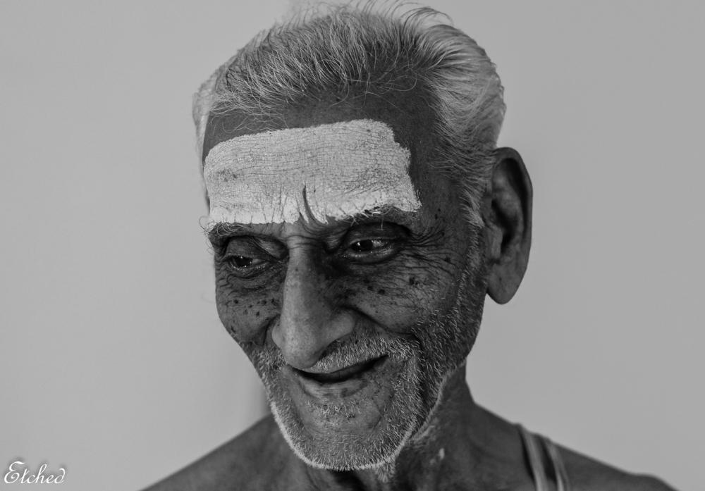 Smiles at 94..