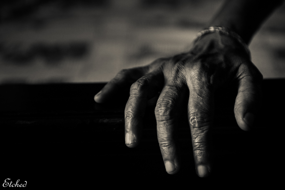 Hands that made me who I am now..