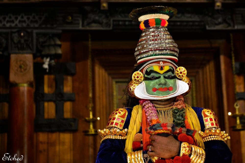 """The """"Lord"""" - Krishna emerges.."""