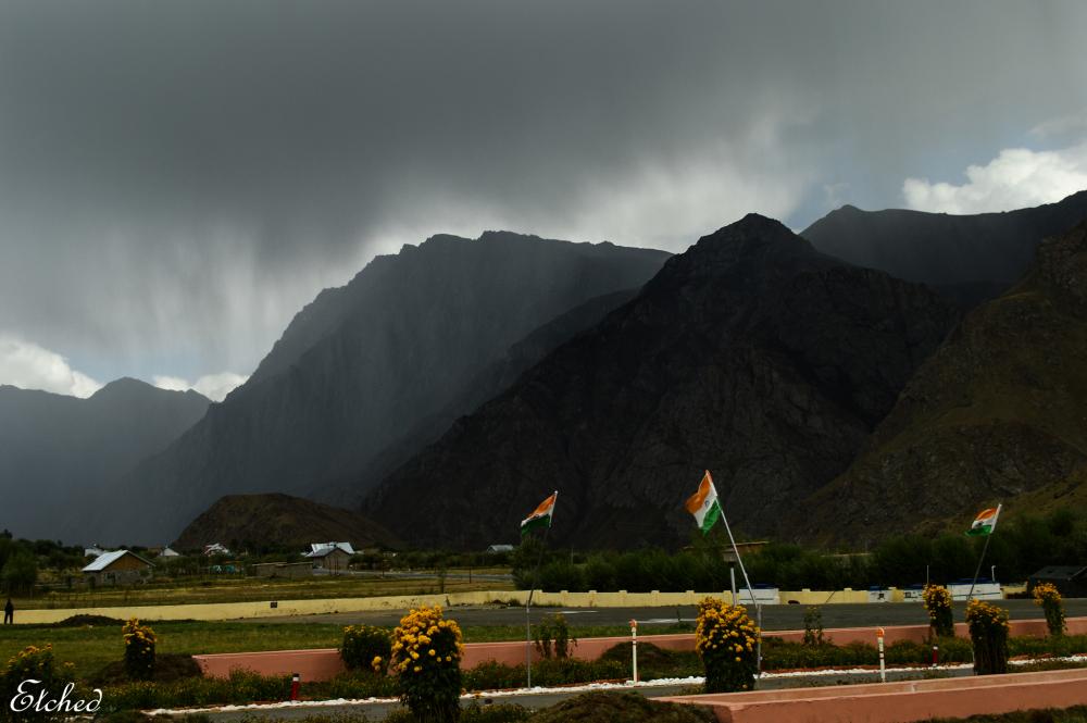 Proud to be an INDIAN. Kargil War Memorial.
