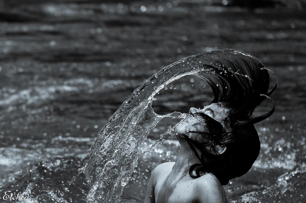 A Refreshing dip..