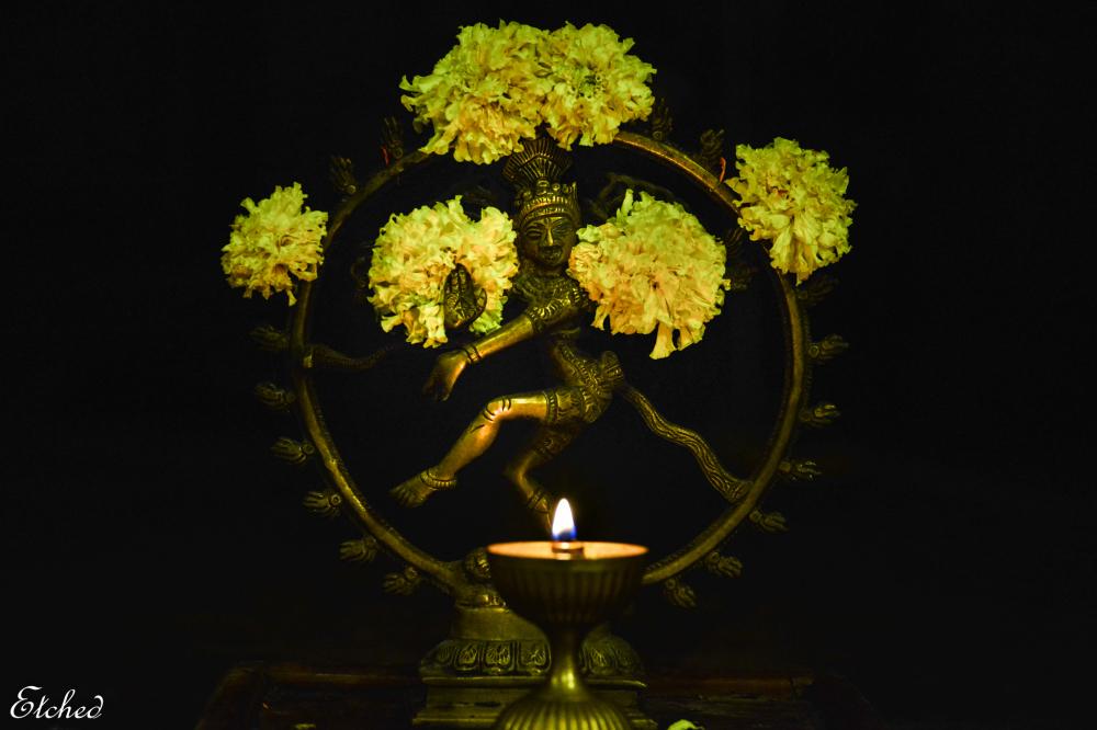 The Cosmic Dancer - Lord Nataraja