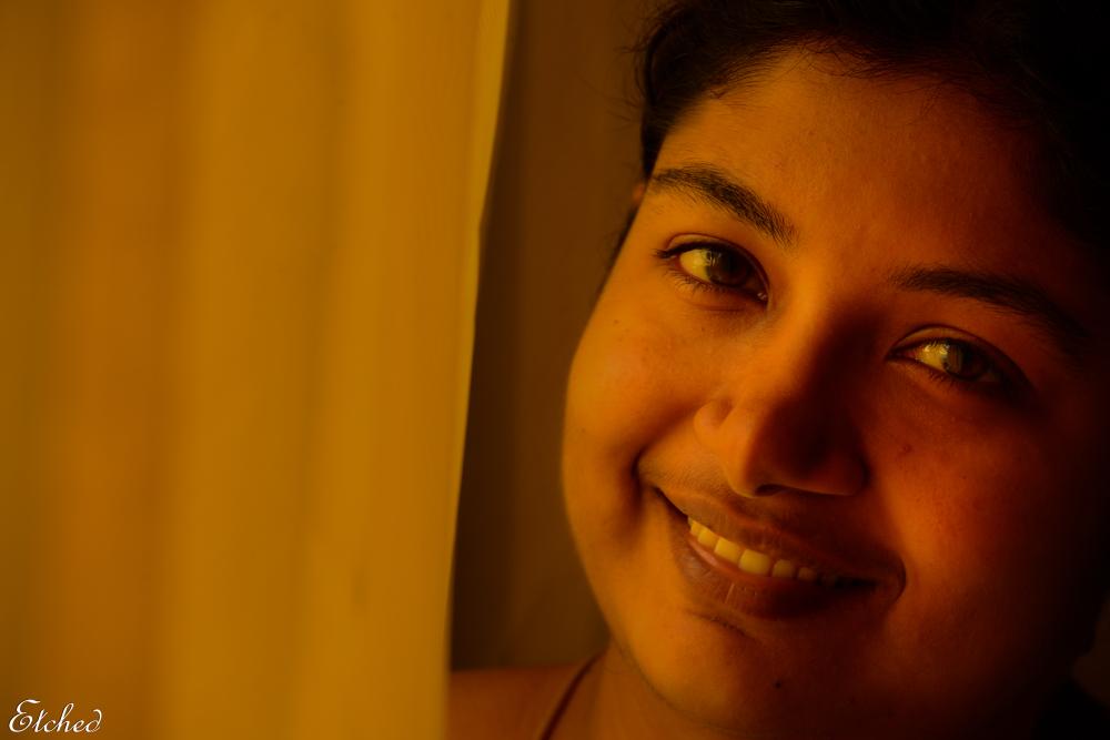 Smile..