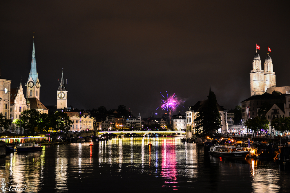 Swiss National Day Celebrations