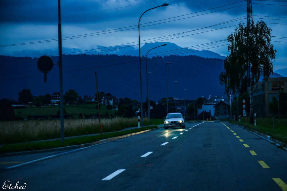 A fine drive..