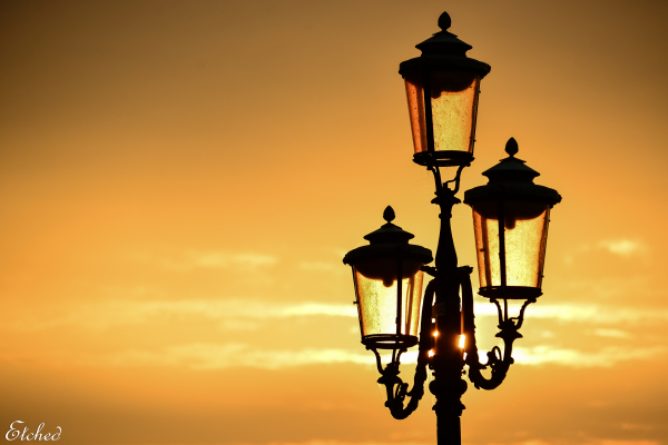 Lighting the St. Mark Square!