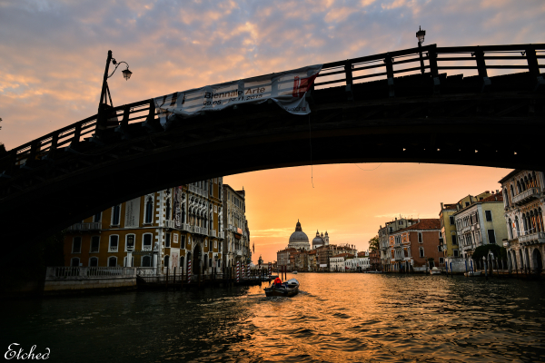 A sight to behold - Venice