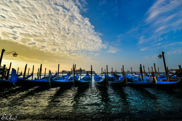The Gondolas..