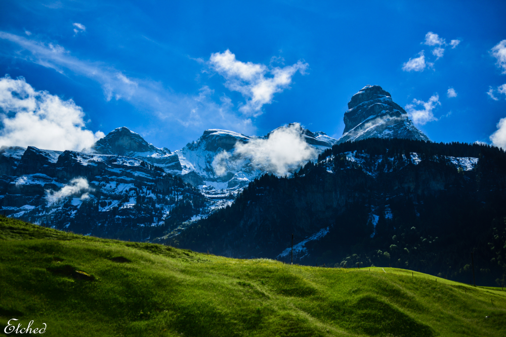 Swiss Landscapes..