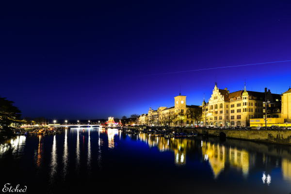 A Sight to Behold - Zurich