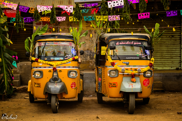 'The' day for Tuk Tuks