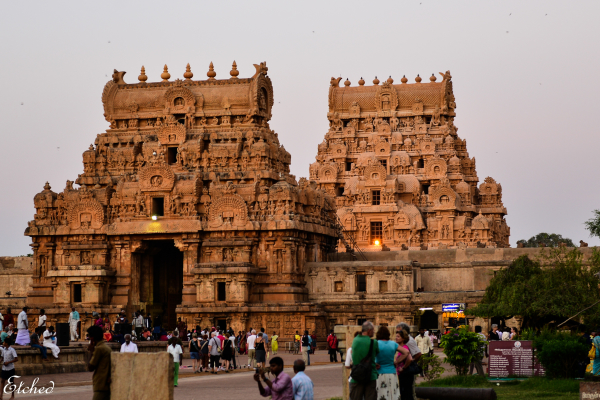The Grand Entrace - Big Temple