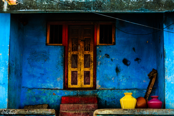 Colorful living..
