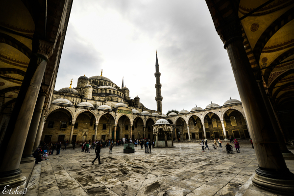 The Grand Mosque, Istanbul