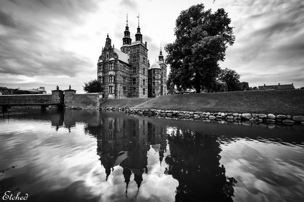 Fairytale castles of Denmark