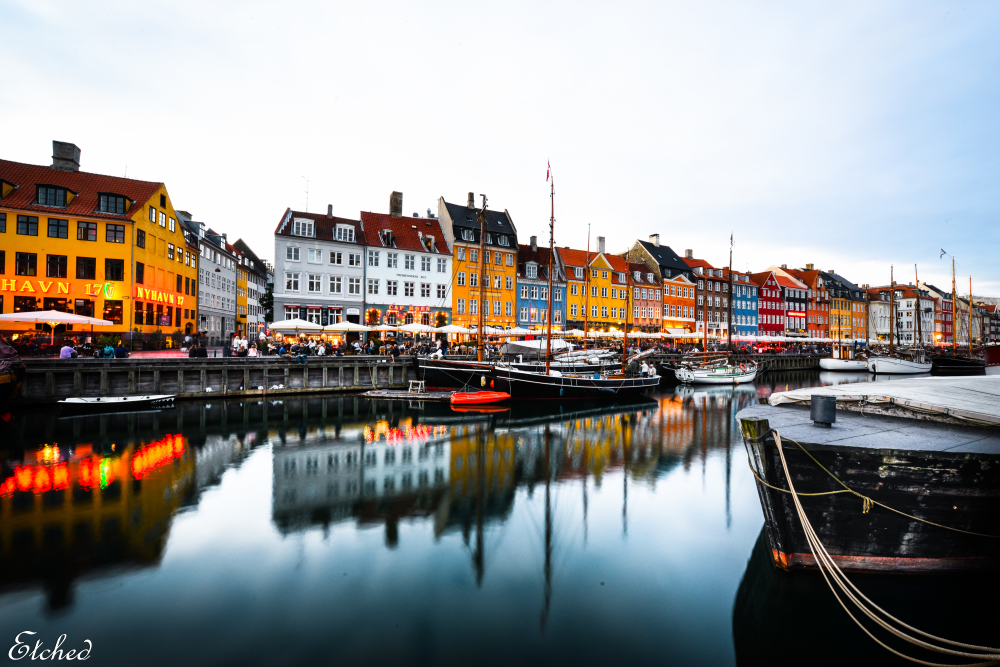 Colors of Copenhagen (2)