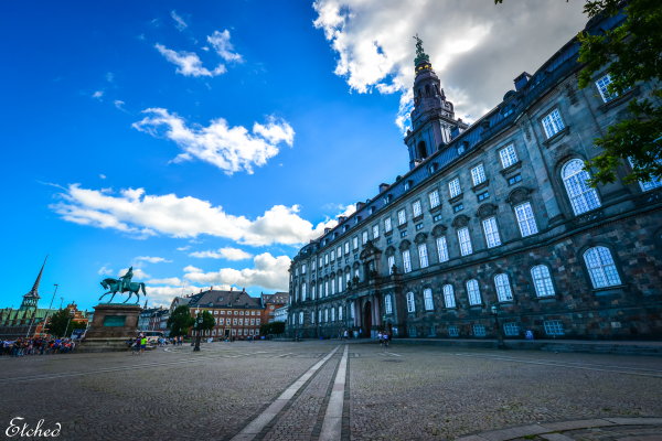 One of the Palaces @ Copenhagen
