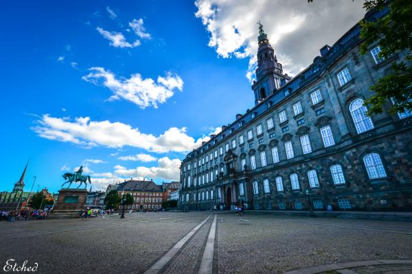 One of the Palaces @ Copenhagen