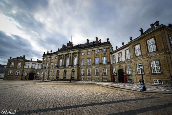Amalienborg Castle