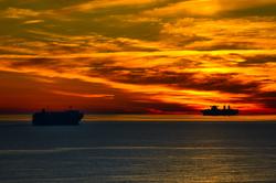 Sailing at the Horizon