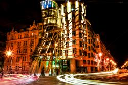 Dancing building @ Prague