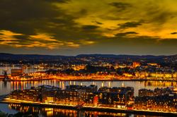 Golden Hours in Oslo