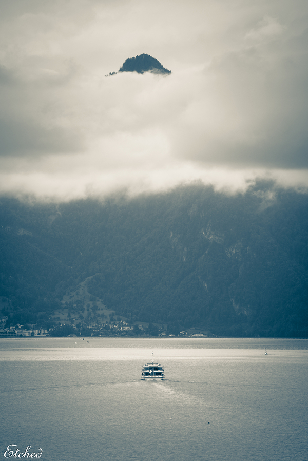 Lake Lucerne Switzerland