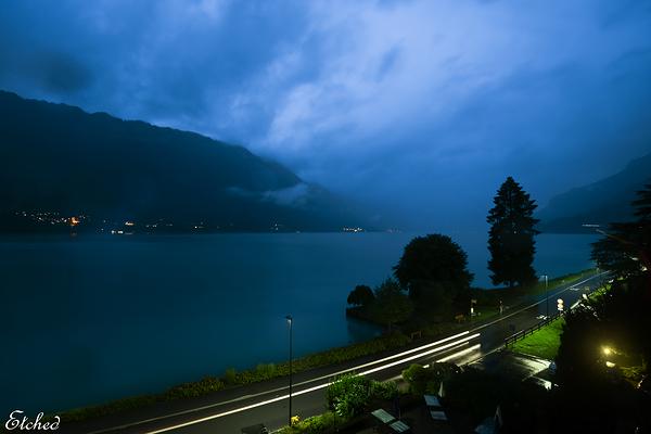 Lake Brienz Interlaken Switzerland