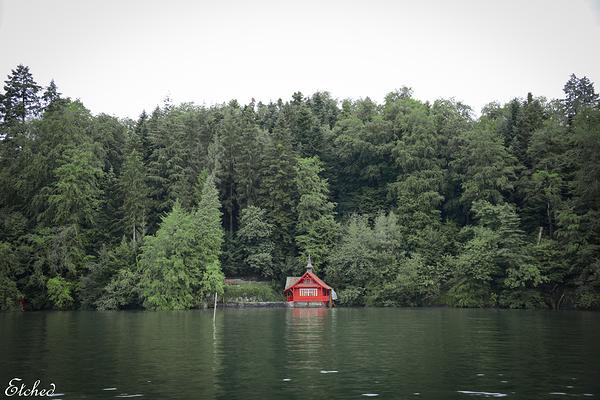 lucerne lake Switzerland