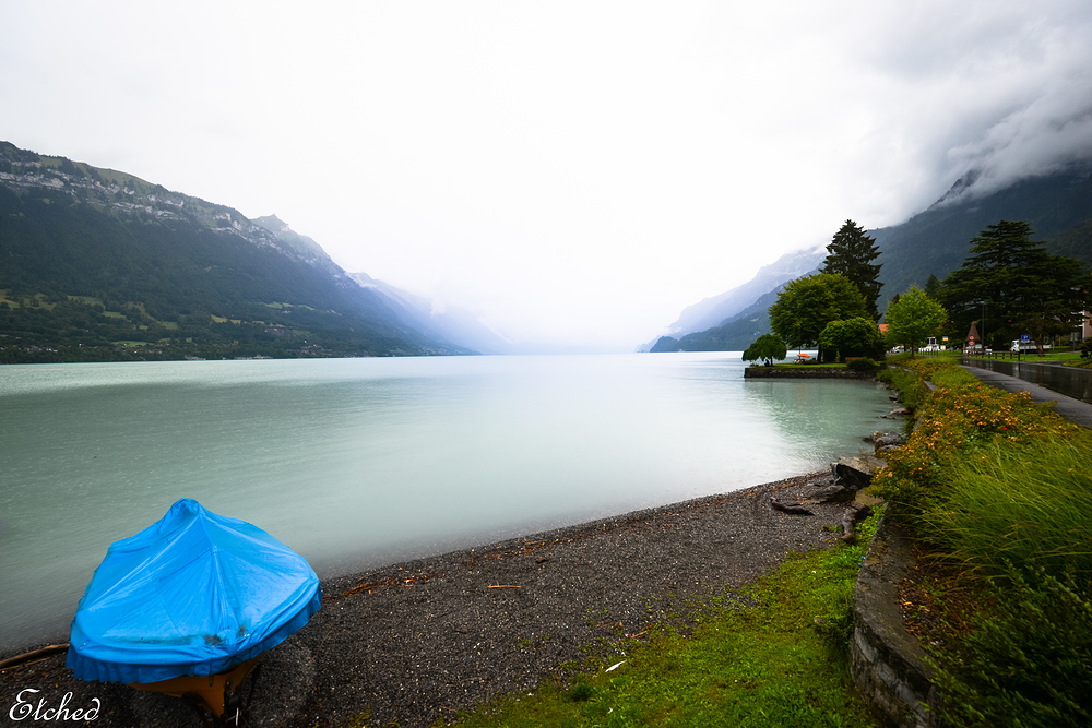 Lake Brienz Interlaken Switzerland