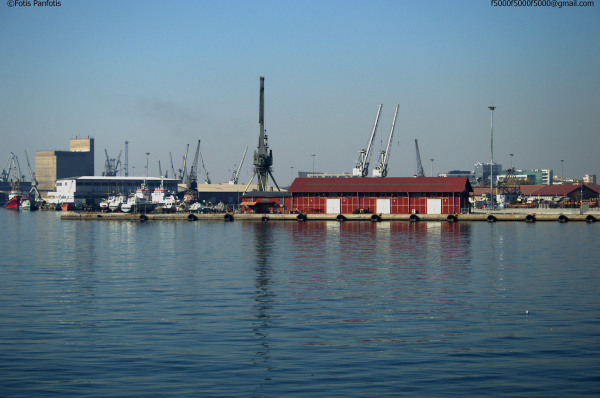thessalonikis port