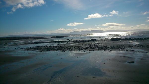 Spiddal Beach,Connemara,Ireland