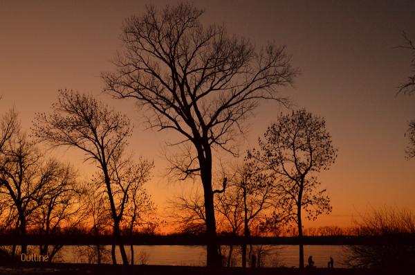 A Lake near Omaha