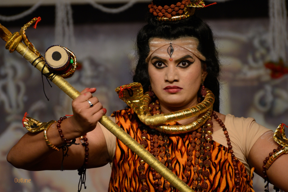 Fuming Shiva