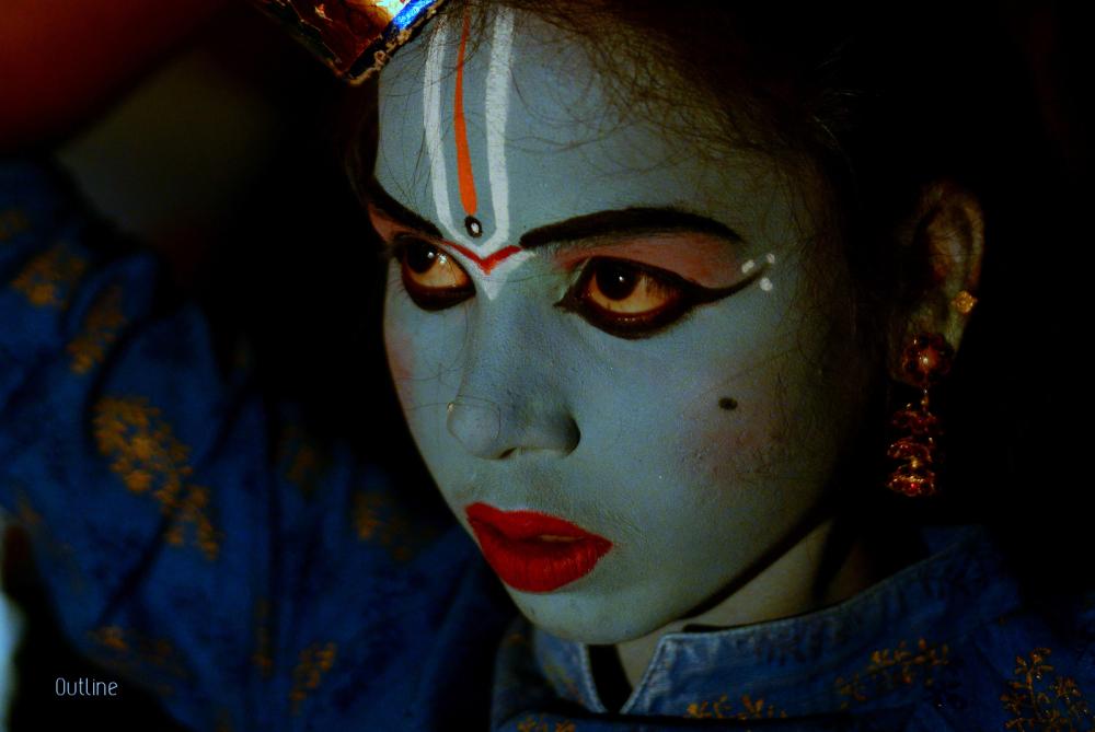 Incarnating to Krishna