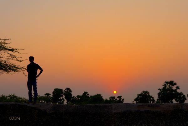 Mahabs Sunset