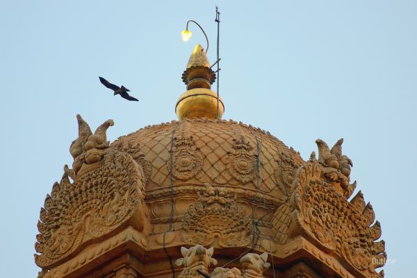 'Kalasam' of Big Temple