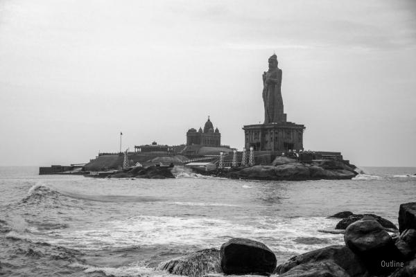 Statue of Valluvar