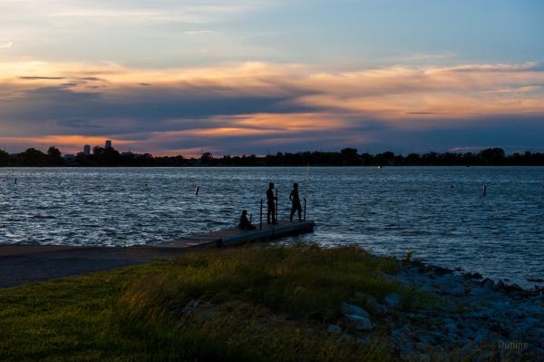 Planning Fishing...