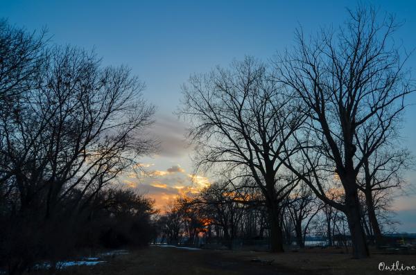 Omaha Evening