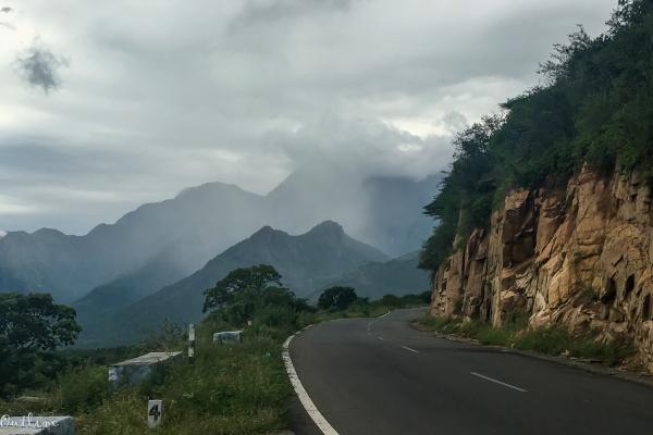 Road to Bodimettu