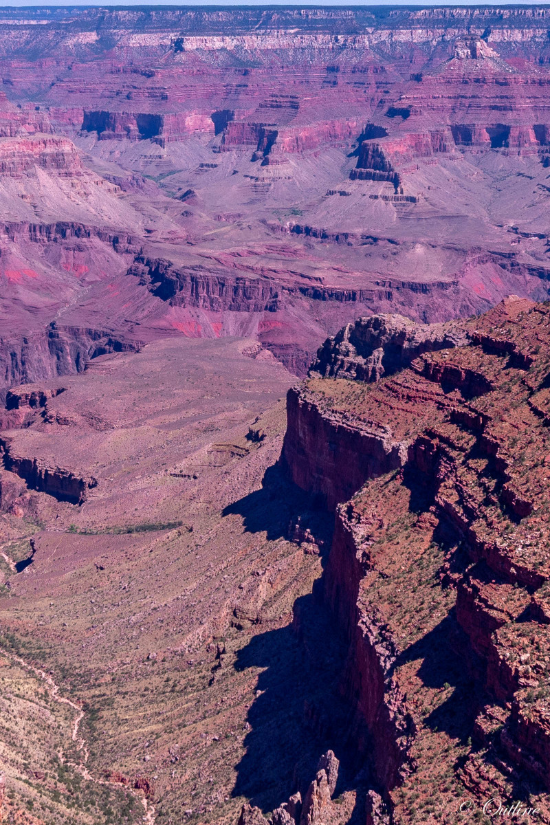 Textures of Canyon